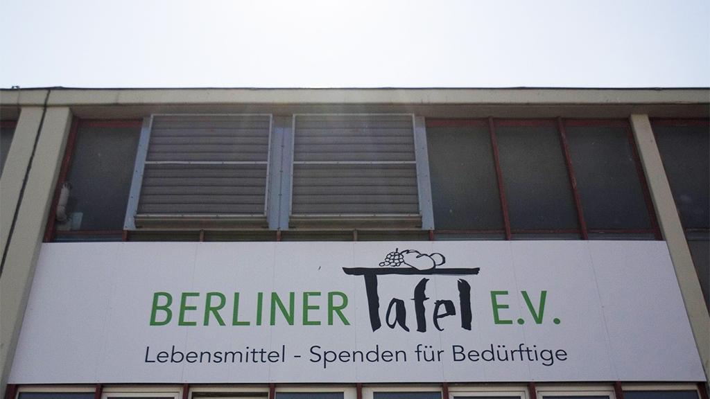 Berliner Tafel startet Online-Aktion