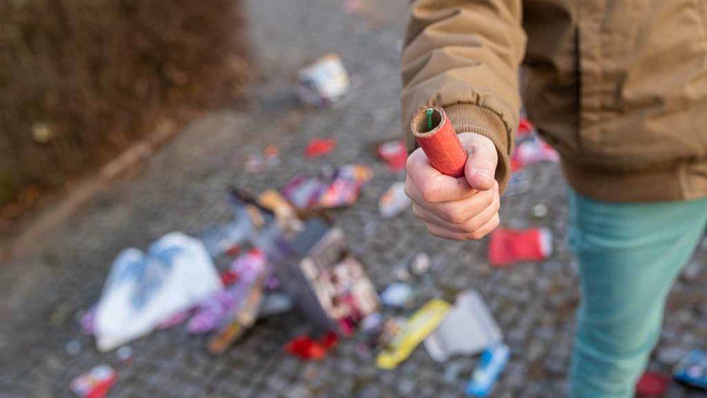 Wegen Corona: Böllerverbot auf öffentlichen Plätzen an Silvester
