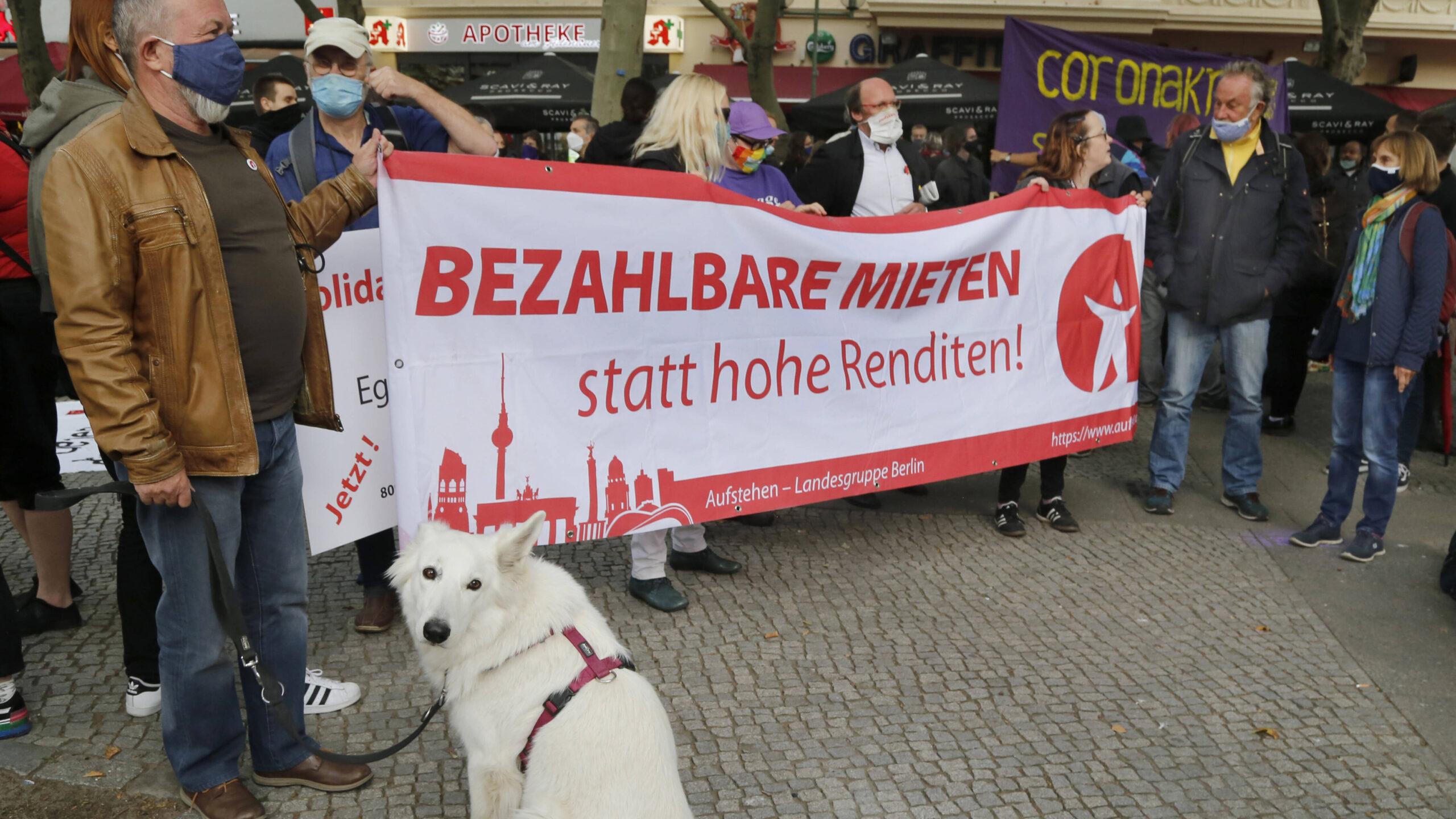 Tempelhof-Schöneberg: Bezirk plant neue Milieuschutzgebiete