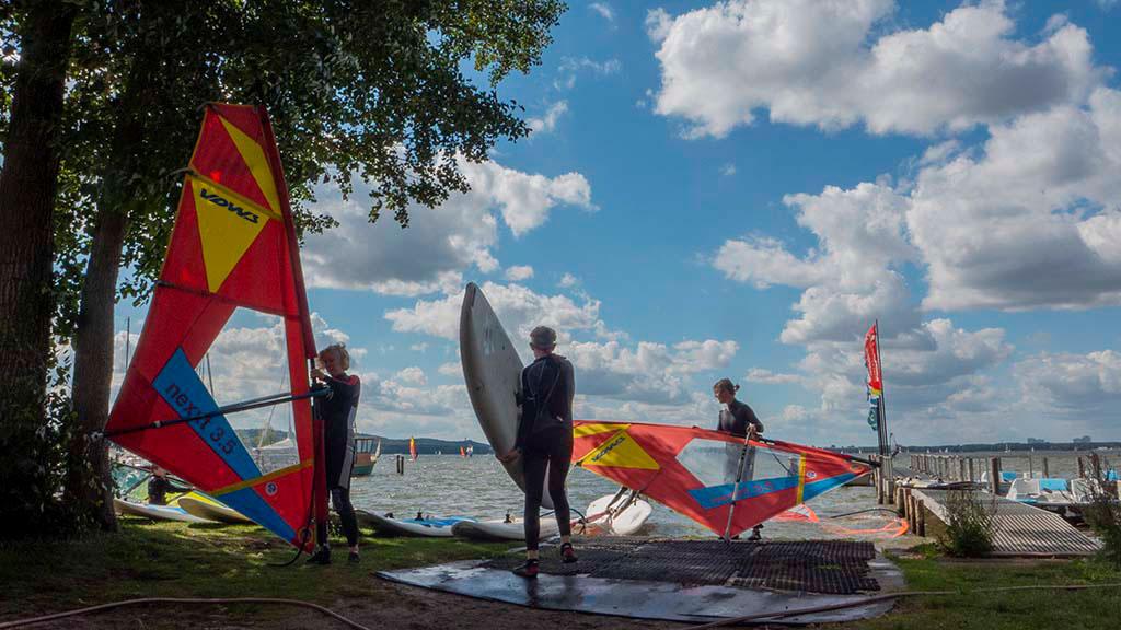 Berlin-Köpenick: Segler fürchten Pläne des neuen Eigentümers