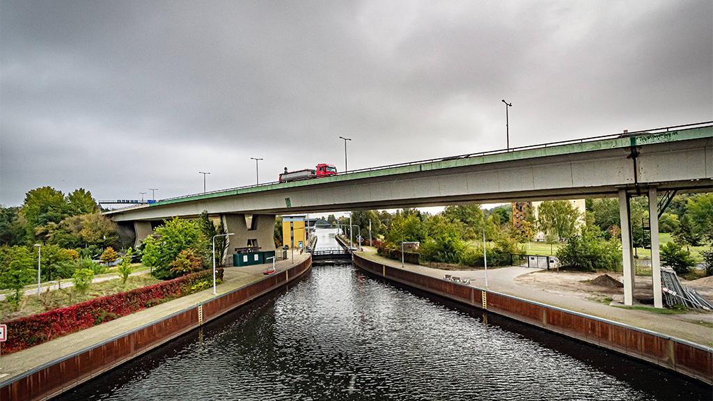 Berlin-Charlottenburg: Neue Pläne für die Rudolf-Wissell-Brücke