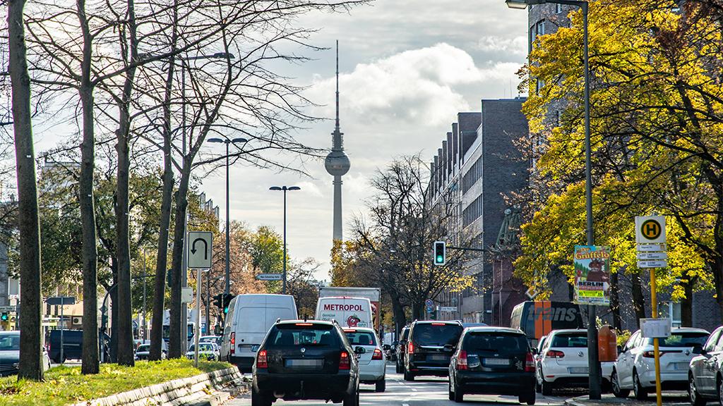 Berlins Luft wird sauberer