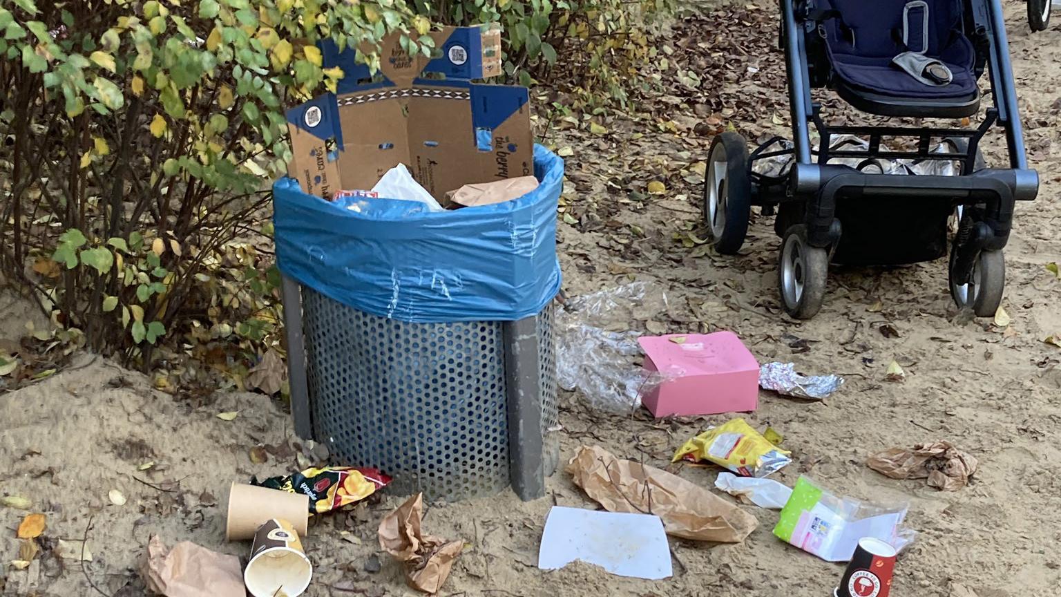 Friedrichshain-Kreuzberg: Zäune gegen verschmutzte Spielplätze