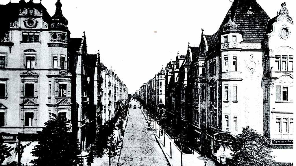 Berlin-Steglitz: Kleine Straße mit viel Geschichte(n)
