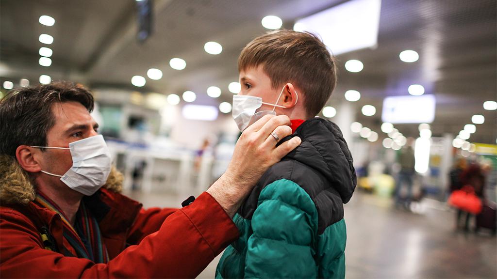 AHA-Regeln und Impfungen bremsen Grippe bislang aus