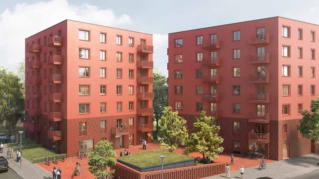 Berlin-Spandau: 149 neue Wohnungen entstehen in Hakenfelde