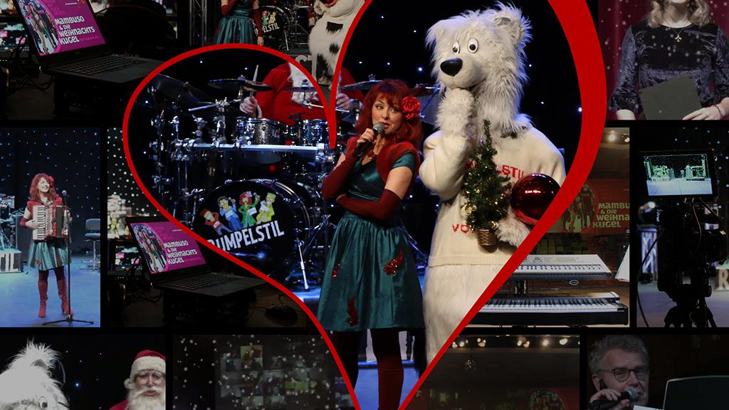 Berlin-Köpenick: Weihnachtsshow mit Rumpelstil im FEZ