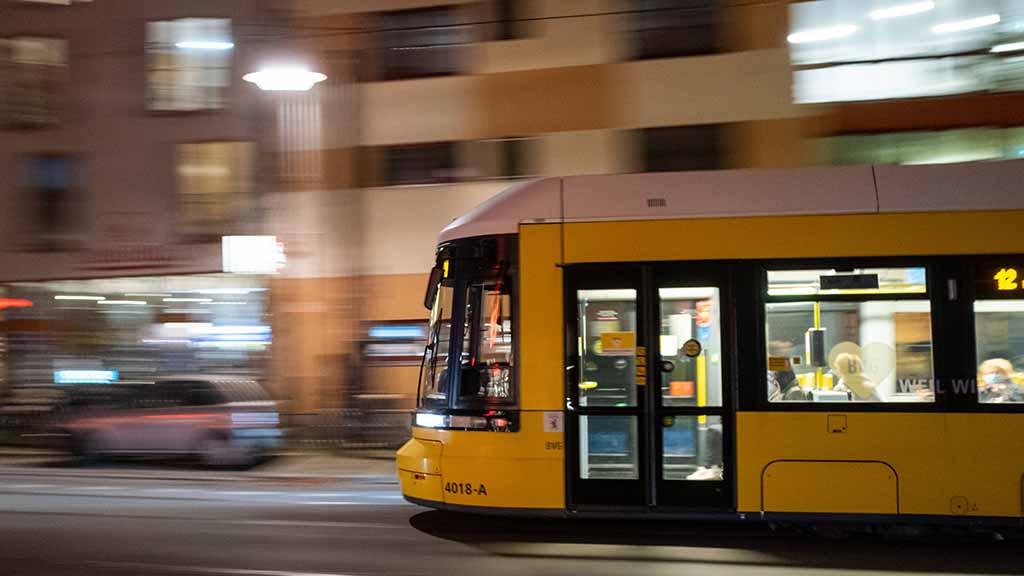 Straßenbahn Berlin