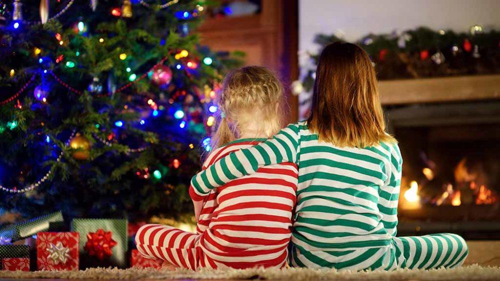 Weihnachten im Lockdown: Zwischen Belastung und Abwechslung