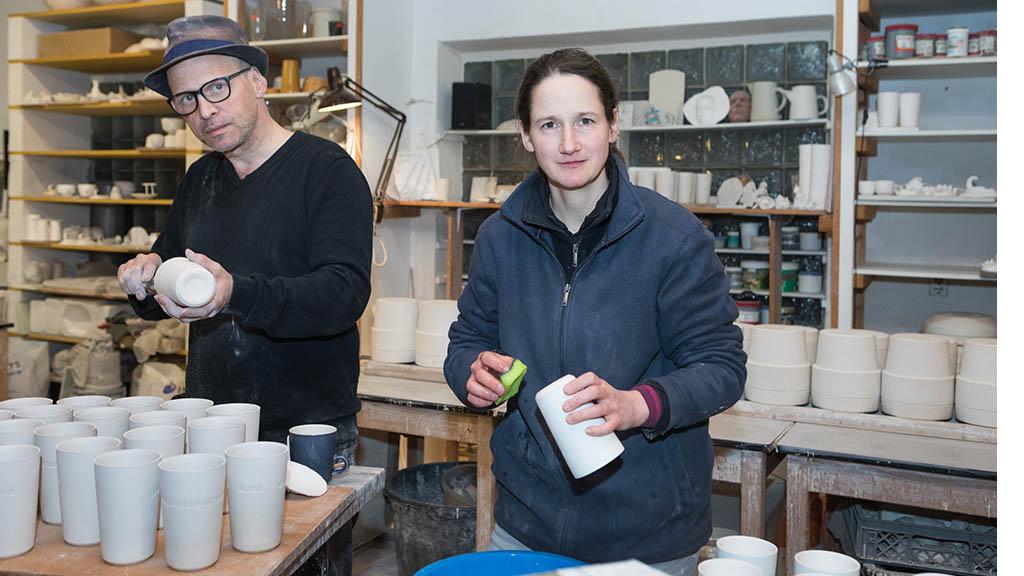 Keramik geht online: Vertrautes finden, Neues entdecken