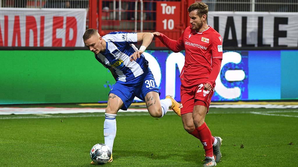 Vorfreude aufs Derby zwischen Hertha und Union