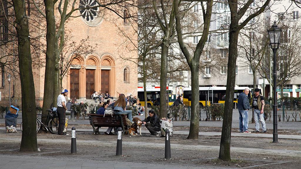 Berlin-Wedding: Fixpunkt sucht weiter nach Ersatzräumen am Leopoldplatz