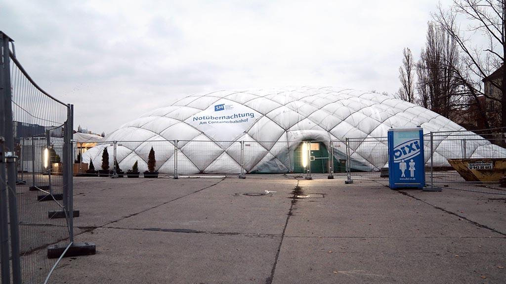Berlin-Friedrichshain: Wohnheim statt Notunterkunft