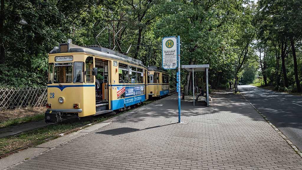 Neue Straßenbahnen für Berlin