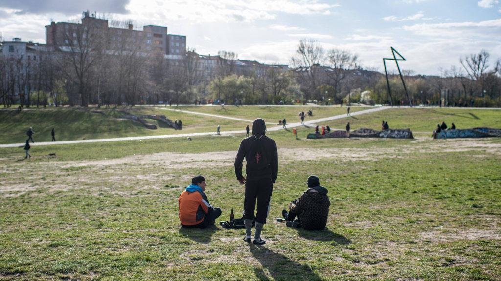 Friedrichshain-Kreuzberg: Kiosk und Grillfläche im Görlitzer Park suchen Betreiber