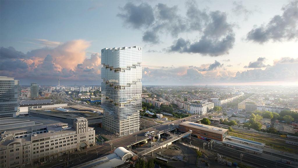 Berlin baut: Wo die Stadt jetzt in den Himmel wächst