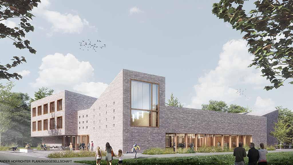 Berlin-Spandau: Staaken erhält ein neues Kiezzentrum