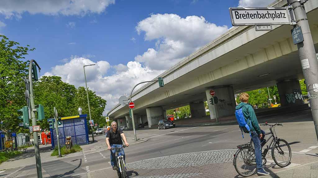 Steglitz-Zehlendorf: Was kommt nach dem Abriss am Breitenbachplatz?