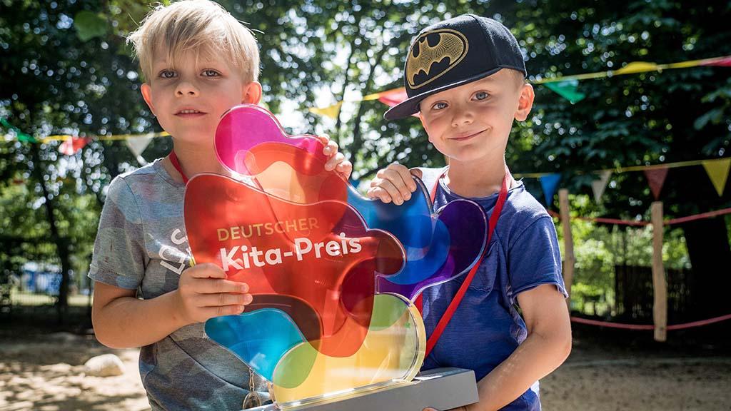 Pankower Kitas im Finale des Deutschen Kita-Preises