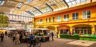 Markthalle Kranoldplatz