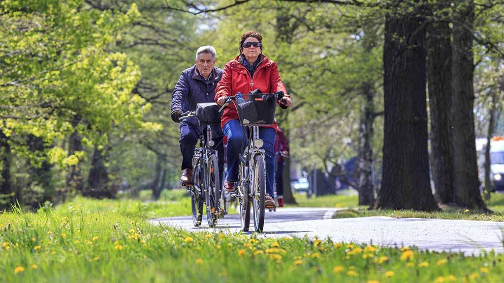Von Spandau nach Charlottenburg: Neuer Radweg macht Fortschritte