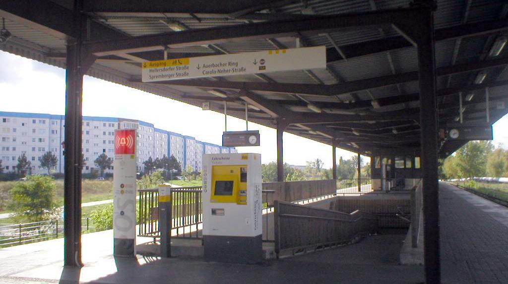 Marzahn-Hellersdorf: Rufbusse für die Rampenbahnhöfe