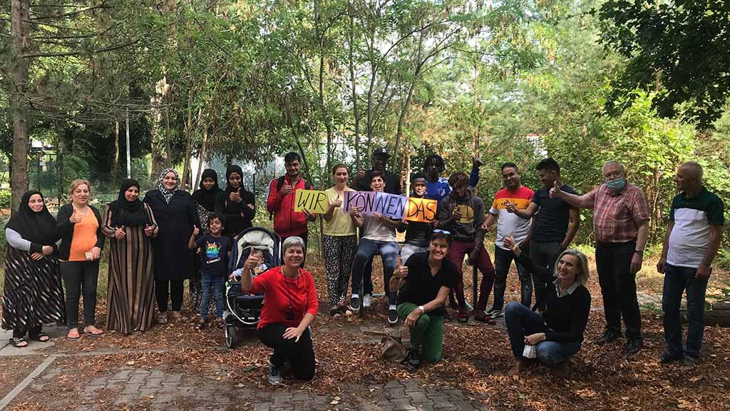 Von Geflüchteten zu Nachbarn: Willkommensbündnis Steglitz-Zehlendorf erhält Gütesiegel