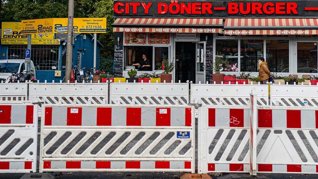 Berlin-Grünau: Weiter geht´s mit dem Bohnsdorfer Kreisel