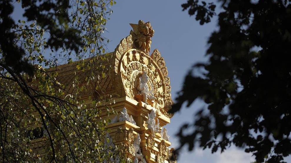 Hindu-Tempel in Hasenheide soll im Herbst eröffnet werden