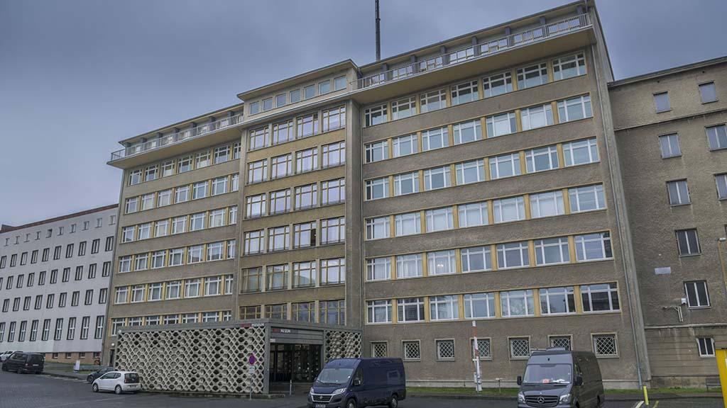 Berlin-Lichtenberg: Gedenken an die Eroberung der Stasi-Zentrale