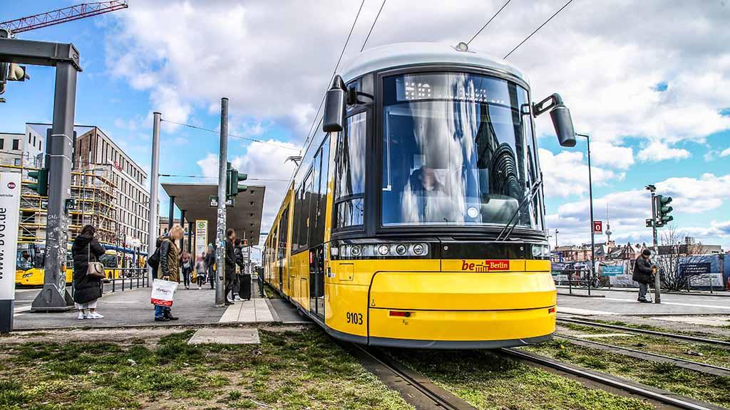 Straßenbahnstrecke vom Berliner Hauptbahnhof zur Turmstraße ist genehmigt