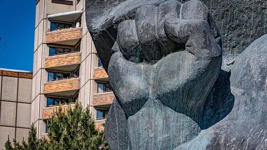 Prenzlauer Berg: Ausstellung über Thälmann-Park