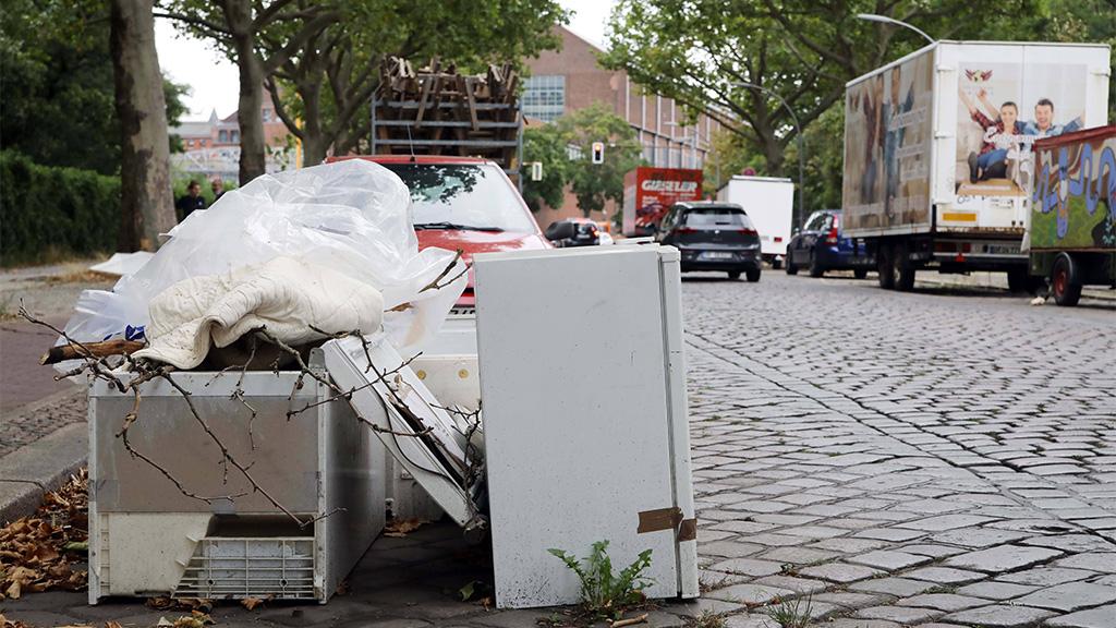Berlin-Mitte: Kampf gegen Müll geht auch 2021 weiter