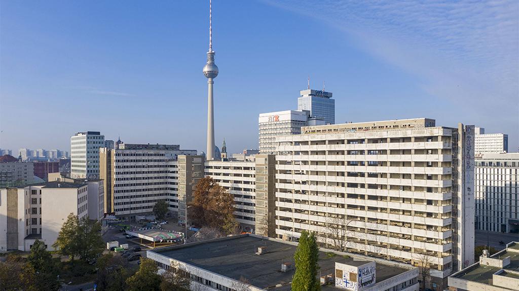 """Berlin-Mitte: Ideen für das """"Rathaus der Zukunft"""" gesucht"""
