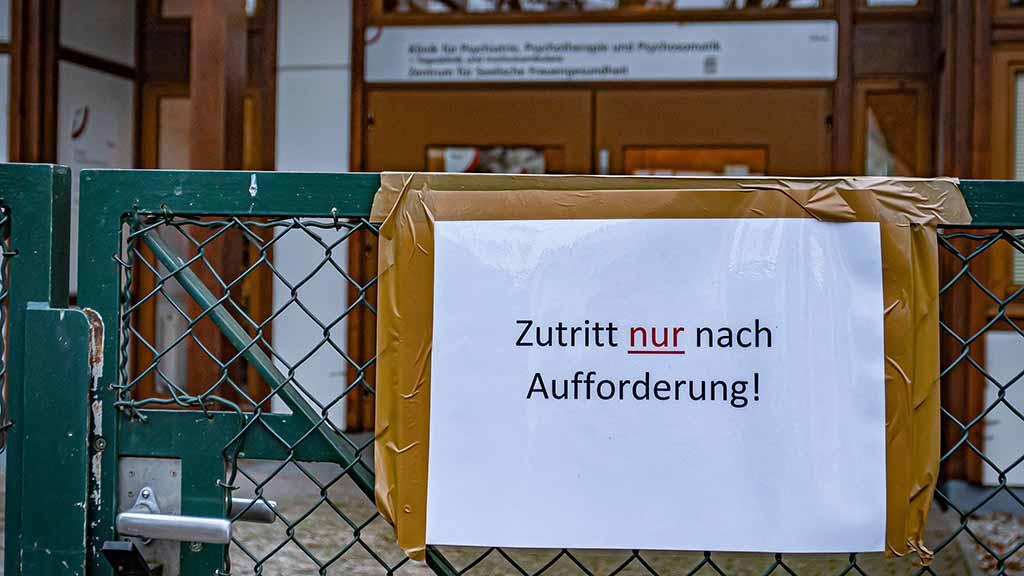 Corona in Reinickendorf: Humboldt-Klinikum steht unter Quarantäne