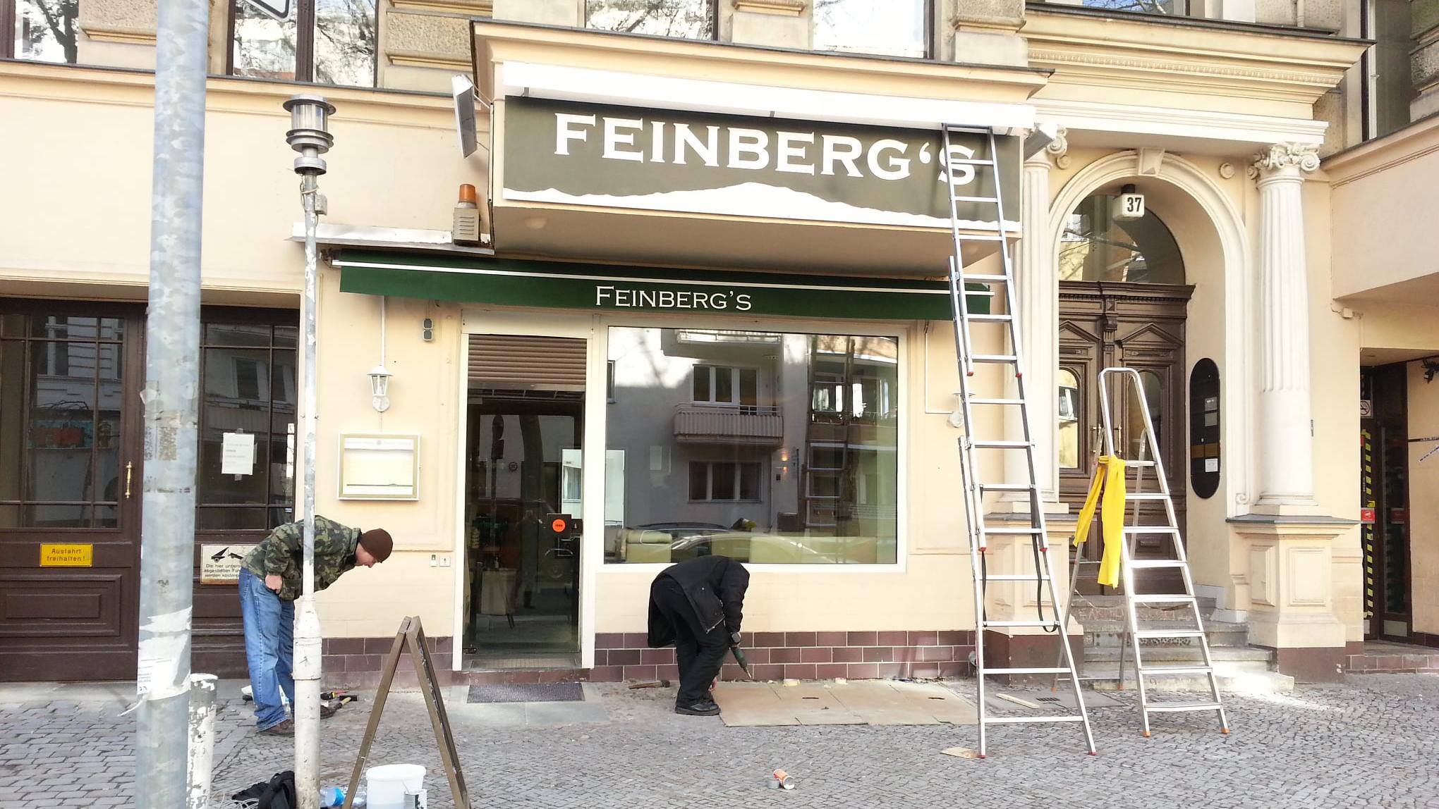 Berlin-Schöneberg: Israelisches Restaurant Feinberg's muss schließen