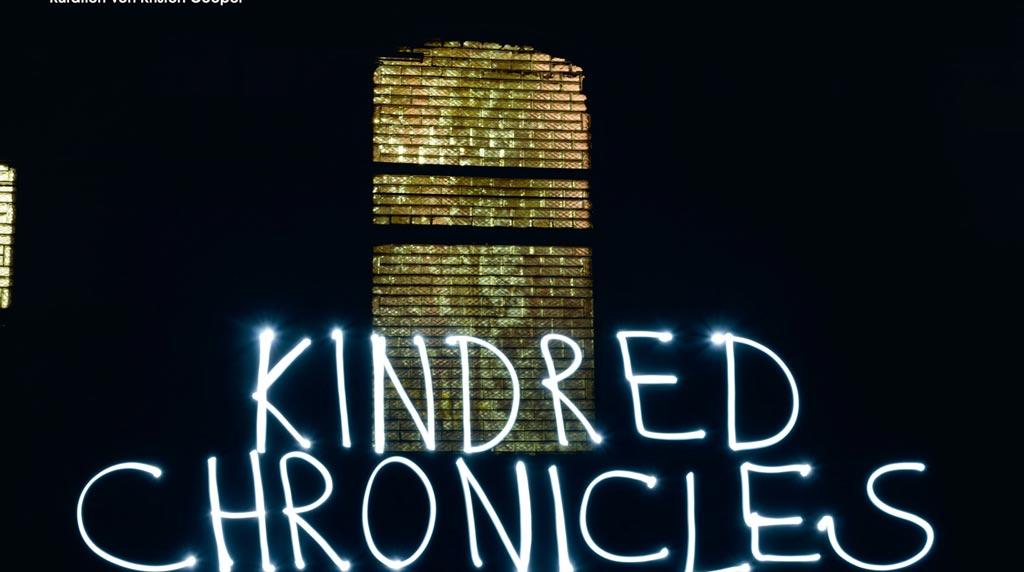 Kunst: Am Museum Lichtenberg leuchten Chroniken an der Fassade