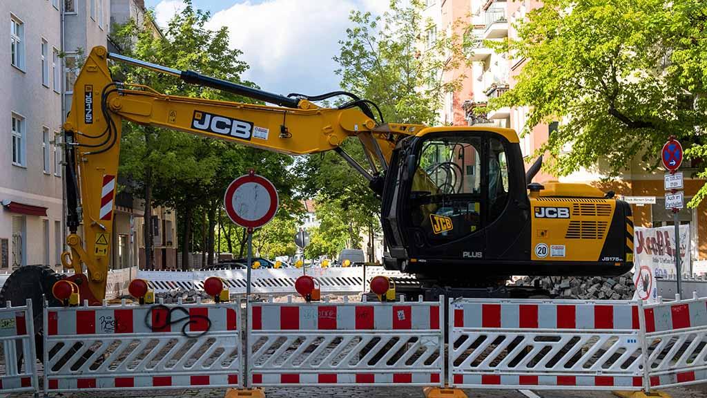 Berlin-Spandau: Die Pichelsdorfer Straße erhält ein neues Gesicht