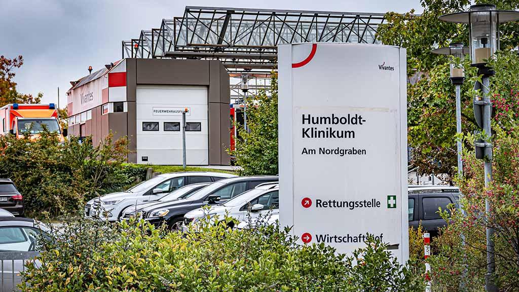 Berlin-Reinickendorf: Humboldt-Klinikum nimmt wieder Patienten auf