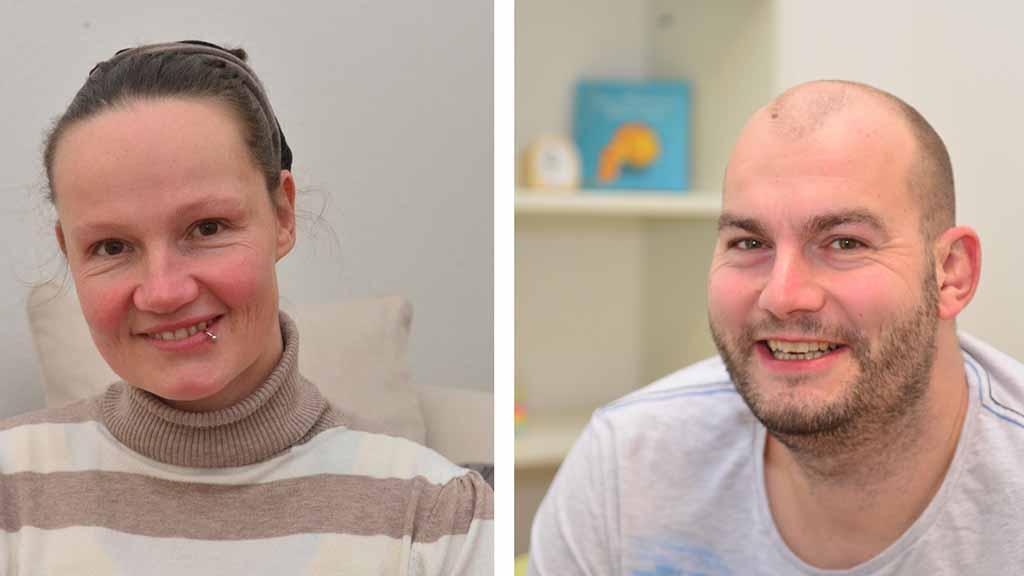 Vier gegen die Pfunde: So fanden Katharina und Lars neue Lebensqualität