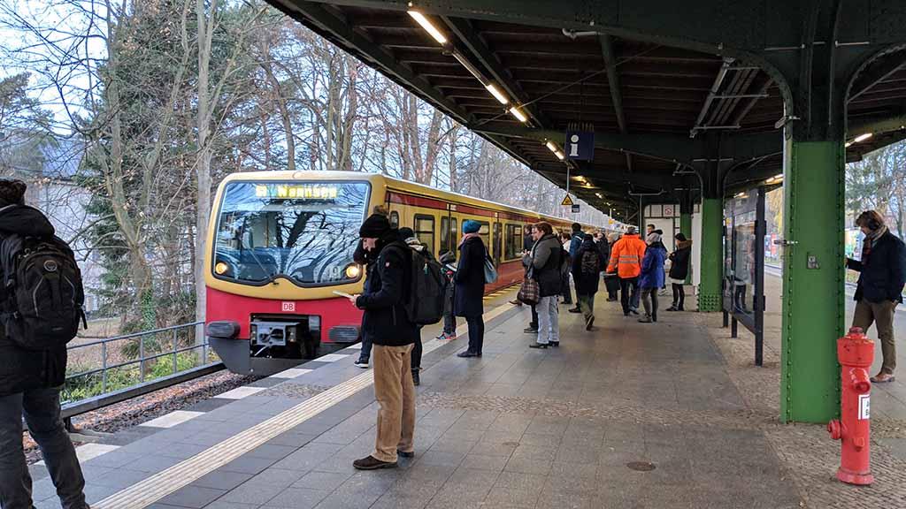 S26 fährt ab Ende 2023 bis nach Berlin-Frohnau