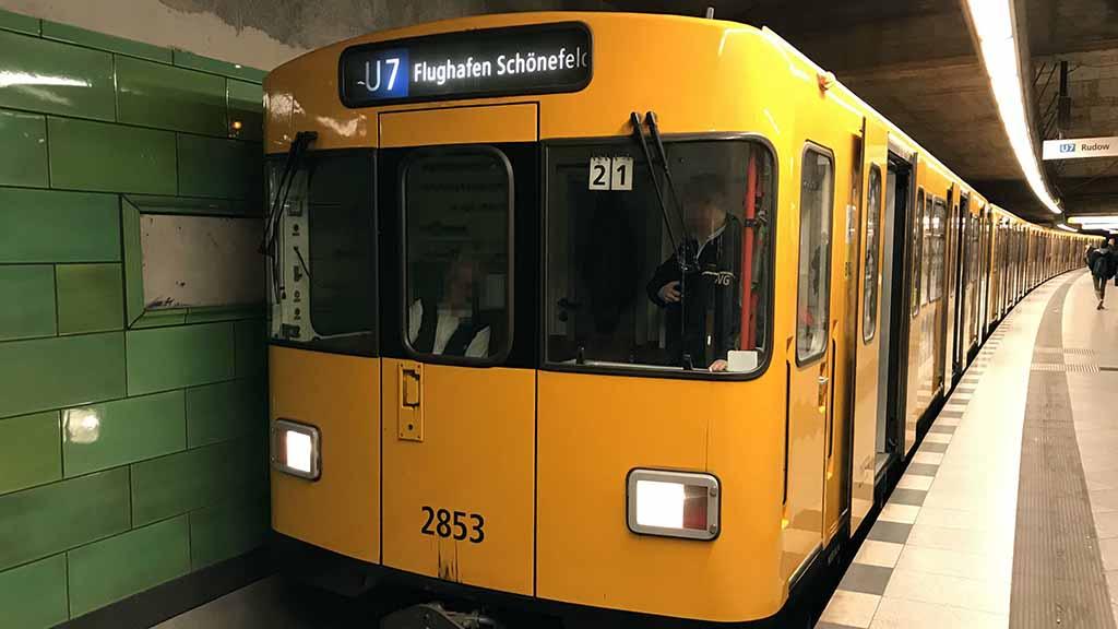 U7: Senat bereitet Verlängerung zum BER und zur Heerstraße vor