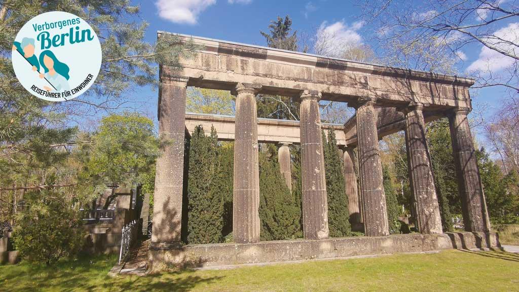 Verborgenes Berlin: Mehr ein Tempel als ein Grab