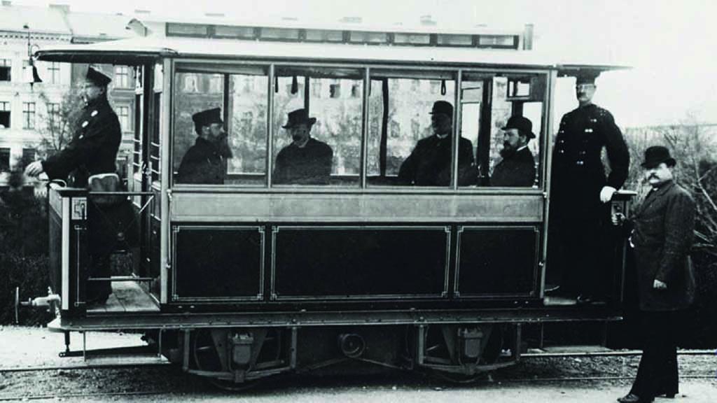 """Verborgenes Berlin: Die Geburtsstunde der """"Elektrischen"""" schlug in Lichterfelde"""