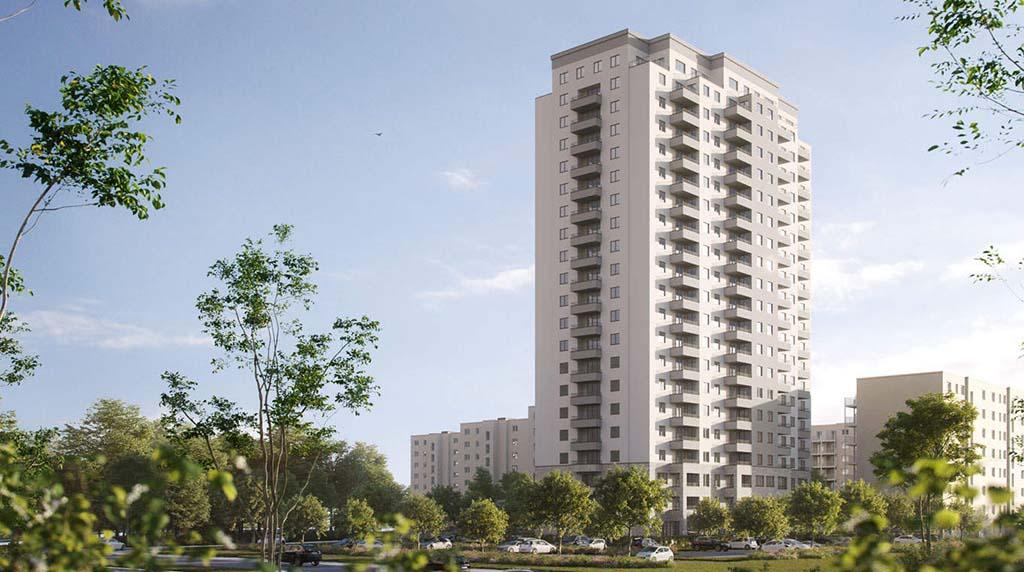 Marzahn: 232 neue Wohnungen an der Märkischen Allee sind bezugsfertig