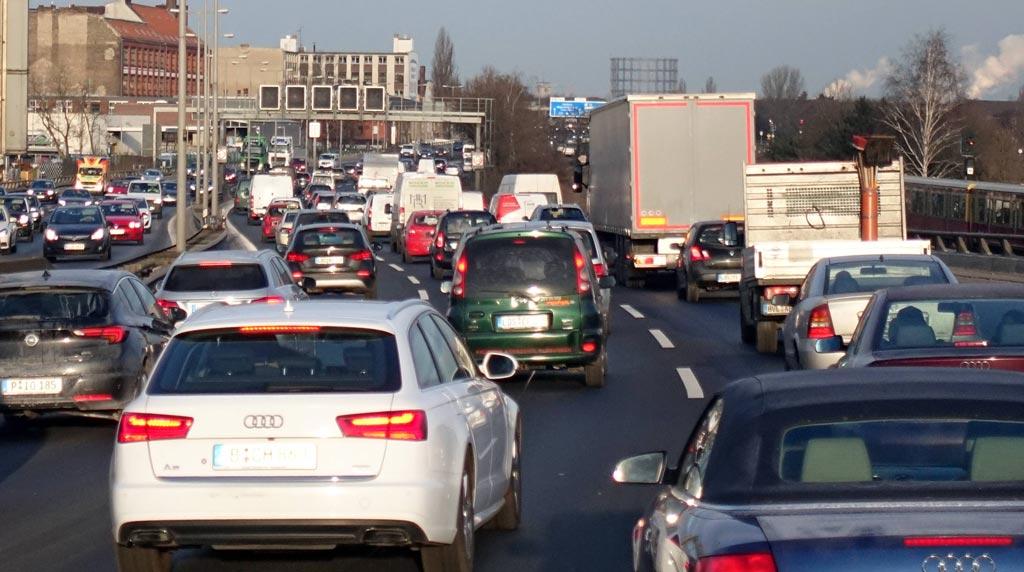 Mehr Park and Ride für weniger Staus in Berlin