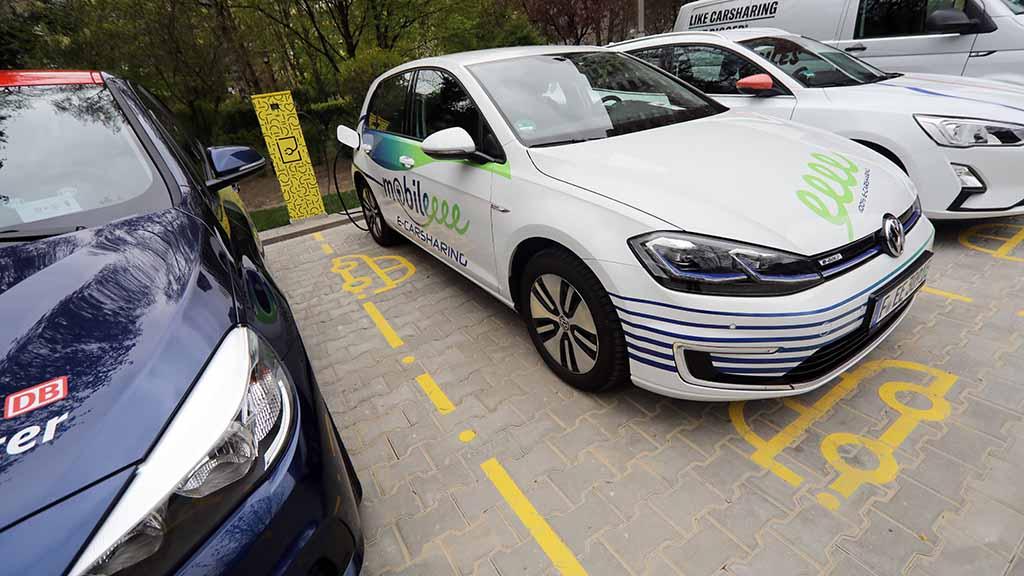 Mobil in Spandau: Haselhorst erhält Jelbi-Hub
