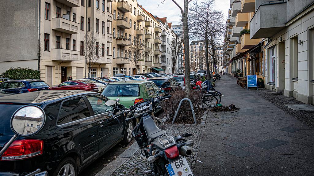 Berlin-Wedding: SPD fordert Fahrradstraße für den Sprengelkiez