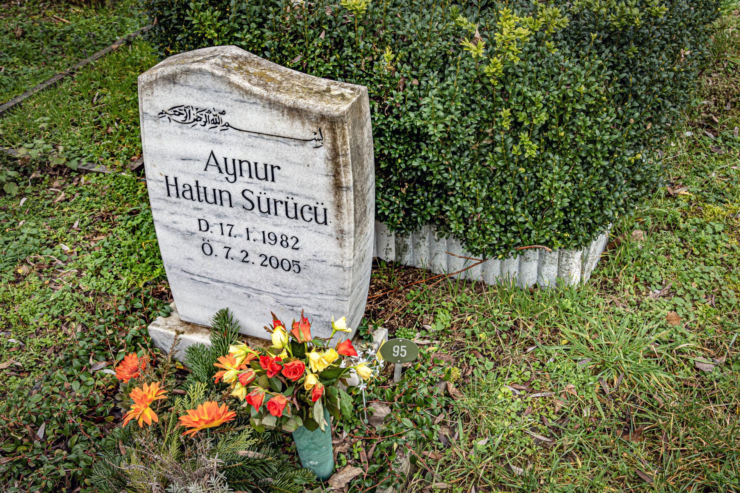 16 Jahre nach dem Ehrenmord: Gedenken an Hatun Sürücü