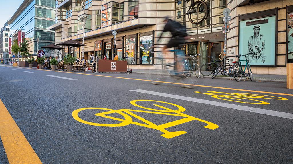 Berlin-Mitte: Friedrichstraße wird erneut umgestaltet